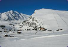 Skigebiet, Wandergebiet Nockberge